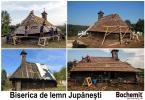 Tratare lemn acoperiș biserica Jupânești